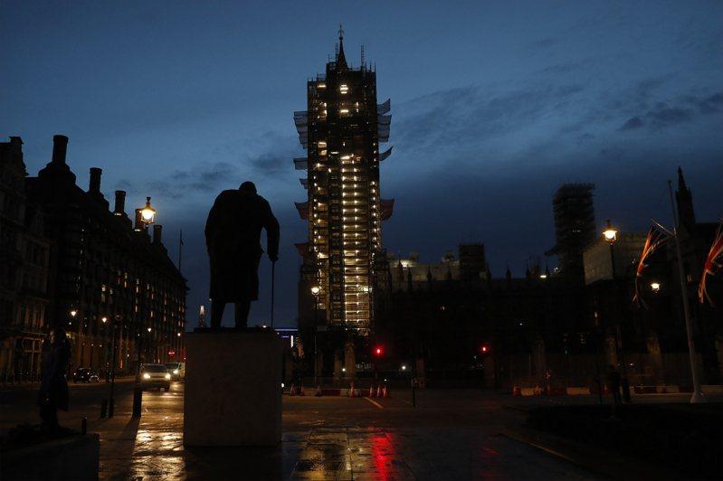 英国结束与欧洲近50年的整合后,将揭开充满不确定的新篇章。美联社(photo:UDN)