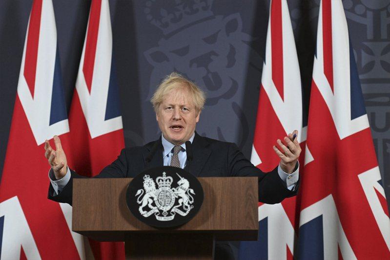 歷經10個月密集談判 英國與歐盟今天終於達成貿易協議。美聯社