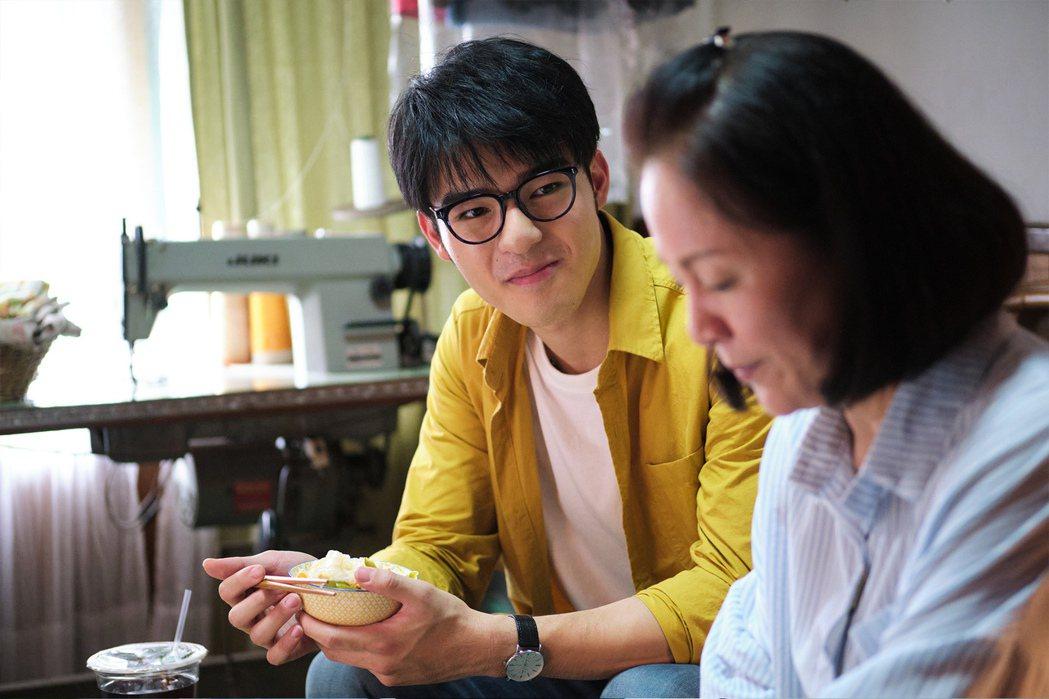 陳昊森在劇中的角色從小缺乏父母照料,認識潘麗麗後,被她爽朗、愛照顧人的個性給吸引