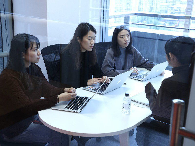 25sprout新芽網路公司打破職場上性別的刻板印象,有不少女性工程師。記者曾吉松/攝影