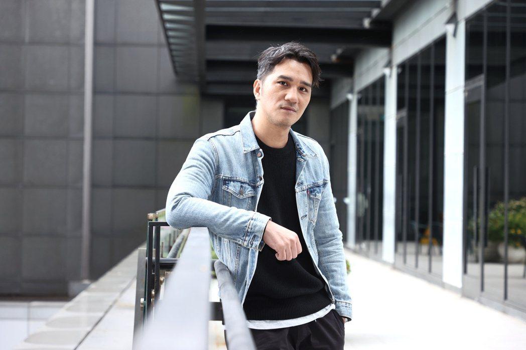 馬志翔當爸後父愛噴發。記者曾原信/攝影