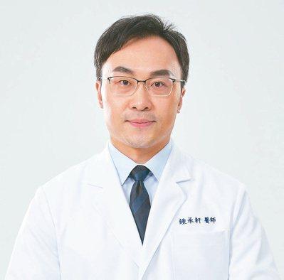 亞東醫院超音波內視鏡中心主任鍾承軒。圖/鍾承軒提供