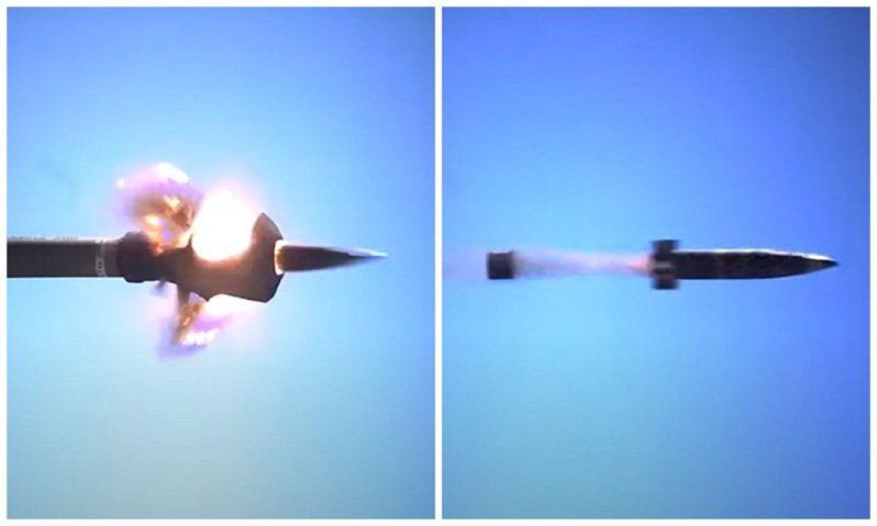 这款被称为「超级砲」的新式自走砲代号M1299,属于「增程火砲砲兵」开发计画,搭配雷神公司制造的「神剑」增程导引砲弹和XM1113火箭增程弹。Daily Mail/ERCA(photo:UDN)