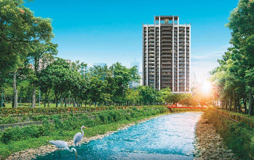 「亞昕向陽」位在三民路二段、日光路口,萬坪朝陽公園第一排,規劃地上20層、地下4...