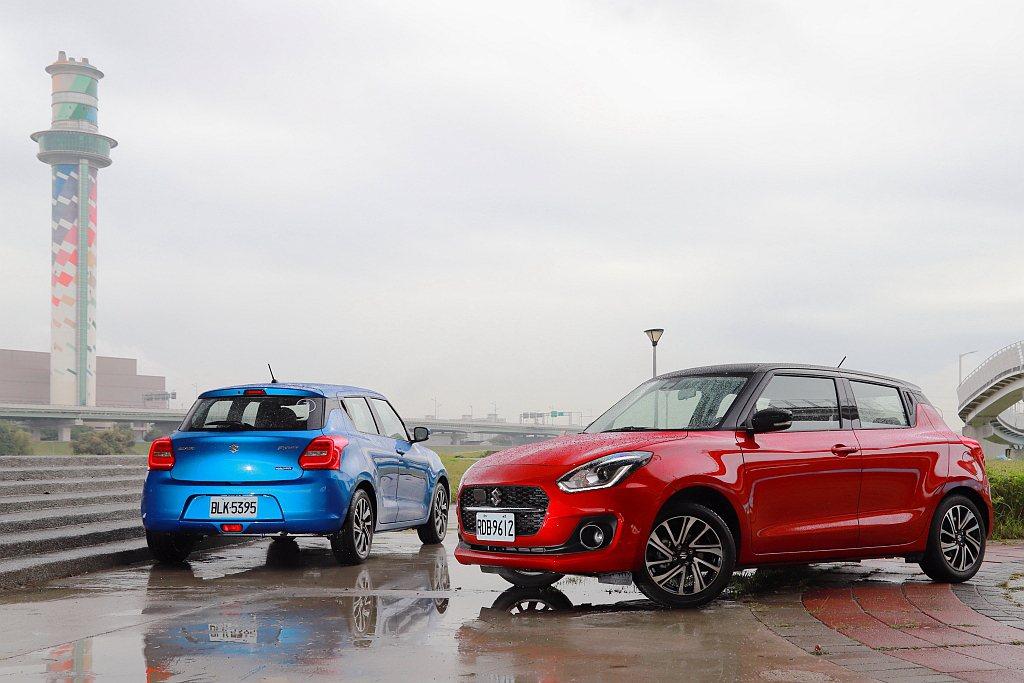 小改款Suzuki Swift雖然價格有所調整,但安全科技與便捷配備的升級程度,...