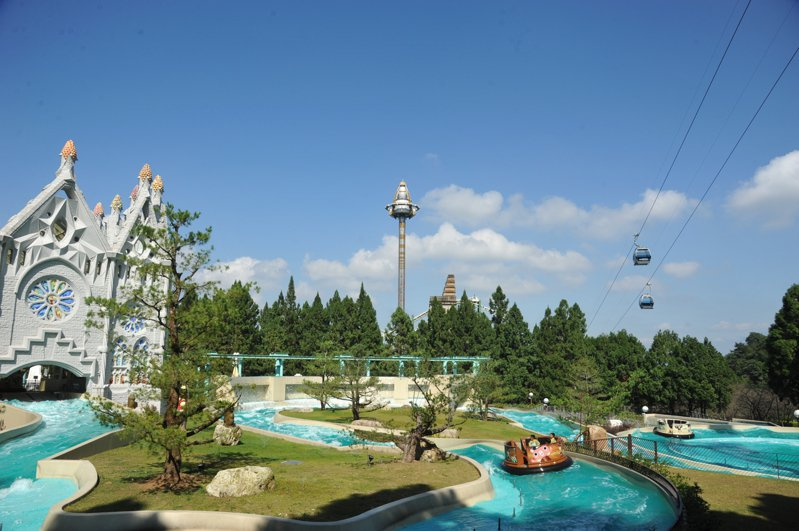 九族文化村串聯周邊景點,建議遊客可規劃二或三日遊。圖/九族文化村提供