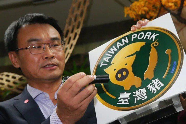 陳吉仲今受訪表示,台灣豬標章從12月初開始張貼、試辦,真正罰則是從明年1月1日生...