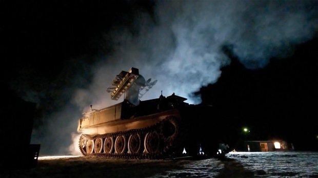 俄罗斯军火巨头卡拉希尼柯夫集团耶诞节宣布,9M333型飞弹已在奥伦堡州的顿古兹靶场完成测试,现已开始大规模量产。画面翻摄:The Sun(photo:UDN)