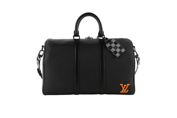 Keepall手袋,11萬2,000元。圖/LV提供