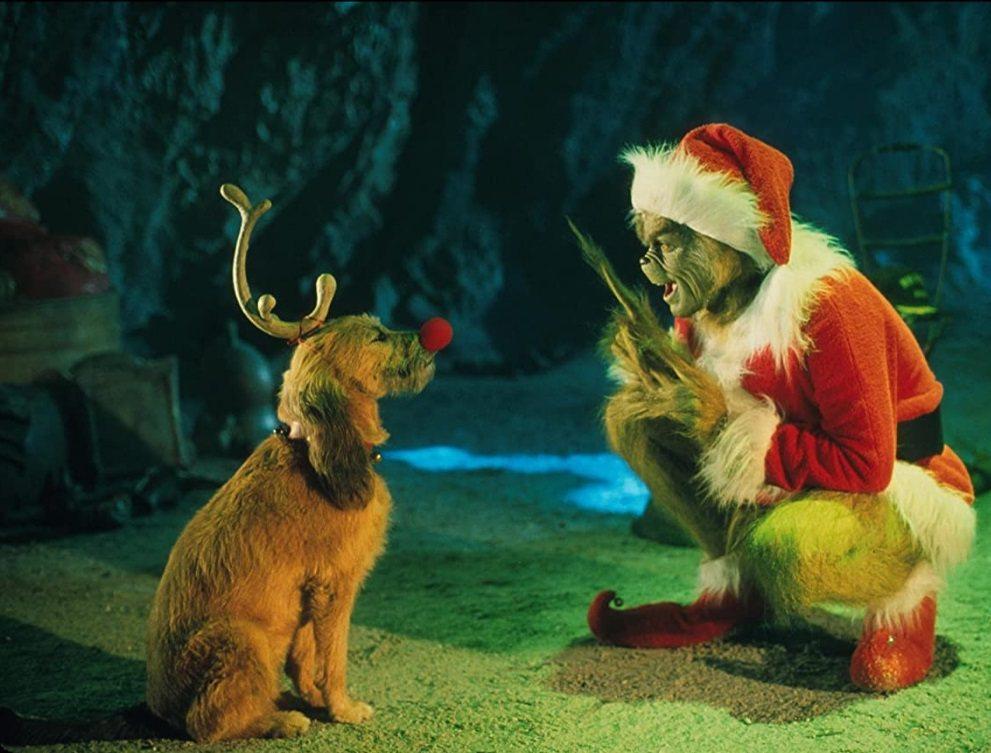 金凱瑞「鬼靈精」也是美國極受喜愛的耶誕影片。圖/摘自imdb