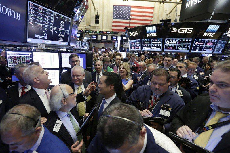 分析師看好美股漲勢將延續至2021年。 (美聯社)