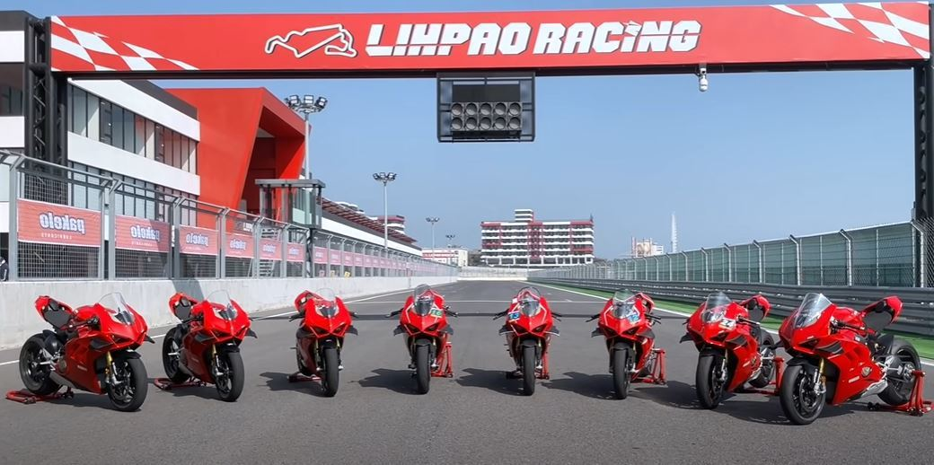 Ducati Panigale V4S。 Bike-in NET提供