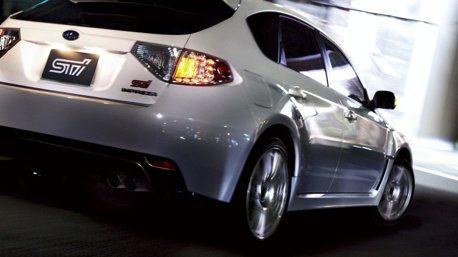 STI只能開手排?你知道Subaru有出過自排的Impreza WRX STI A-Line嗎!