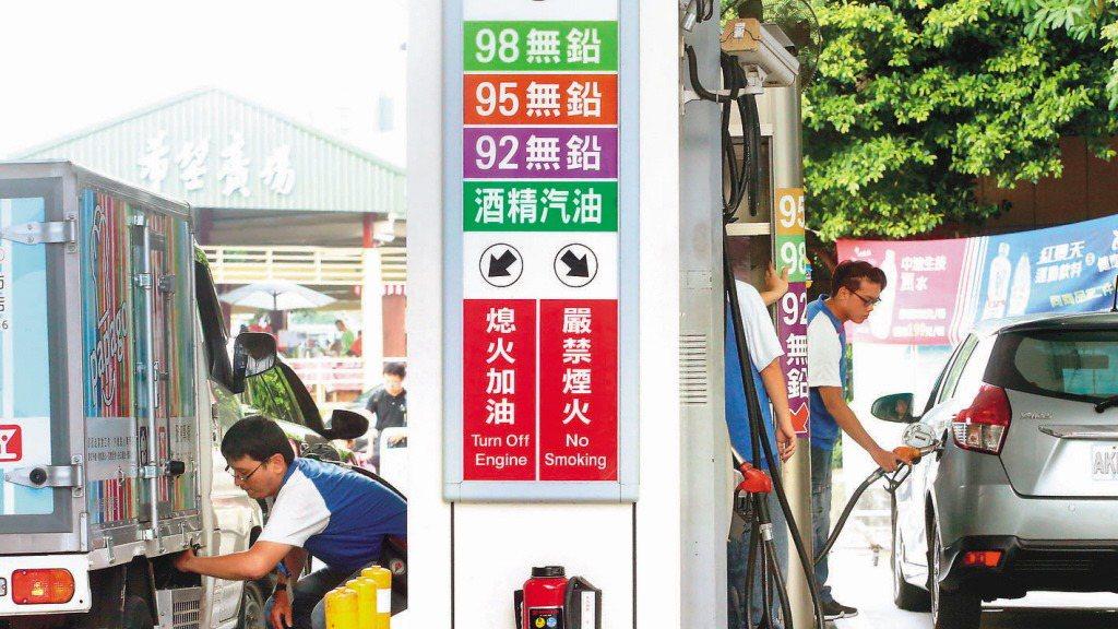 油價示意圖。報系資料照