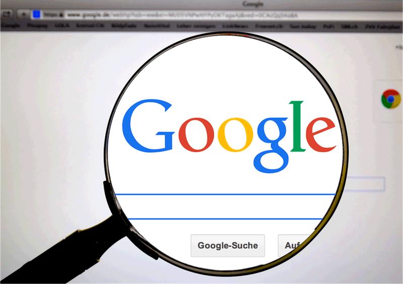 Google的演算法,對地域性的小型新聞社不利。(Photo from網路截圖)