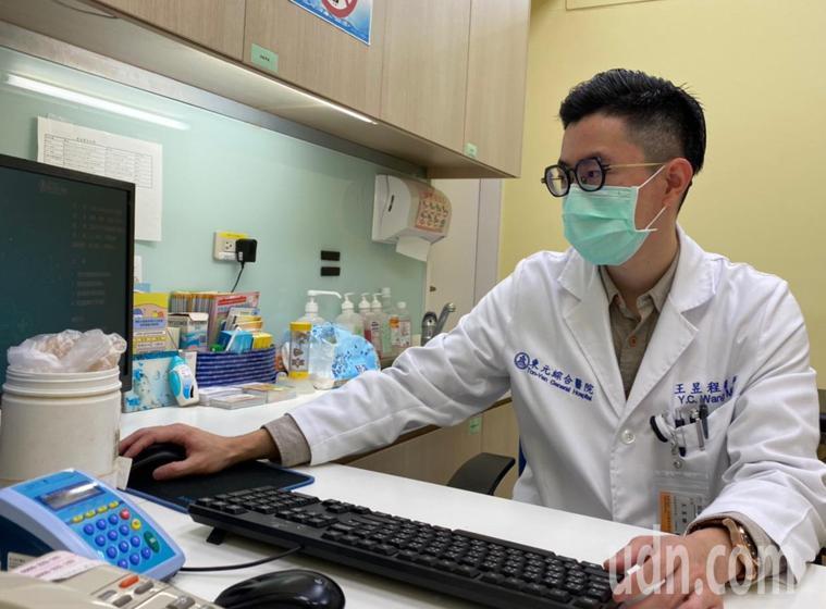 東元綜合醫院兒科部部長王昱程提醒,注意腸病毒威脅,平日應勤洗手、多消毒。記者陳斯...