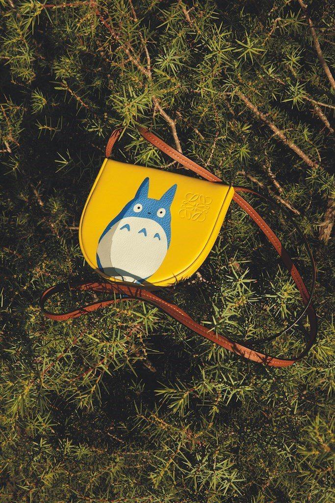 Loewe X 龍貓系列。圖/Loewe提供