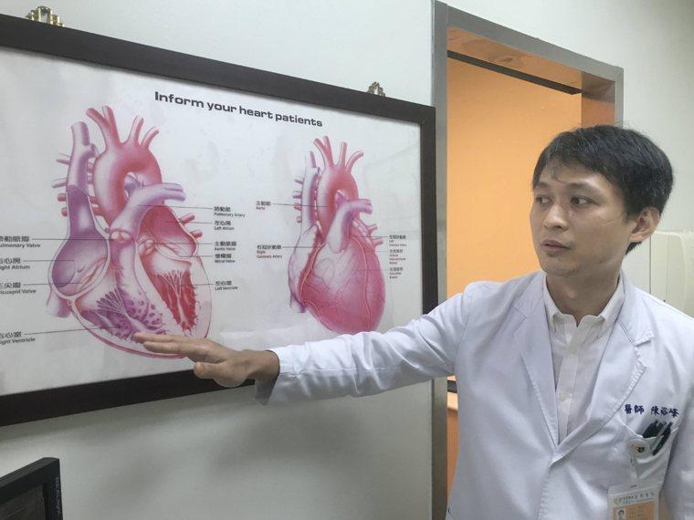 員榮醫院醫療部主任、心臟內科醫師陳裕峰說,進補活血化淤如薑母鴨、人蔘等補品,尤其...
