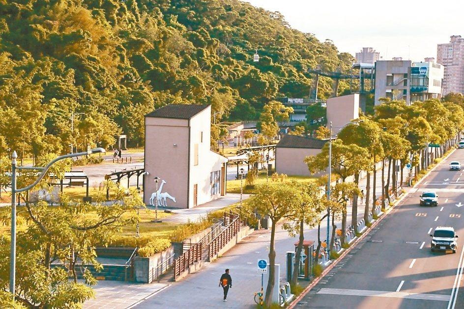 台北市立動物園園外服務中心用地(ZOO Mall)開發計畫,終於在北市都委會通過...