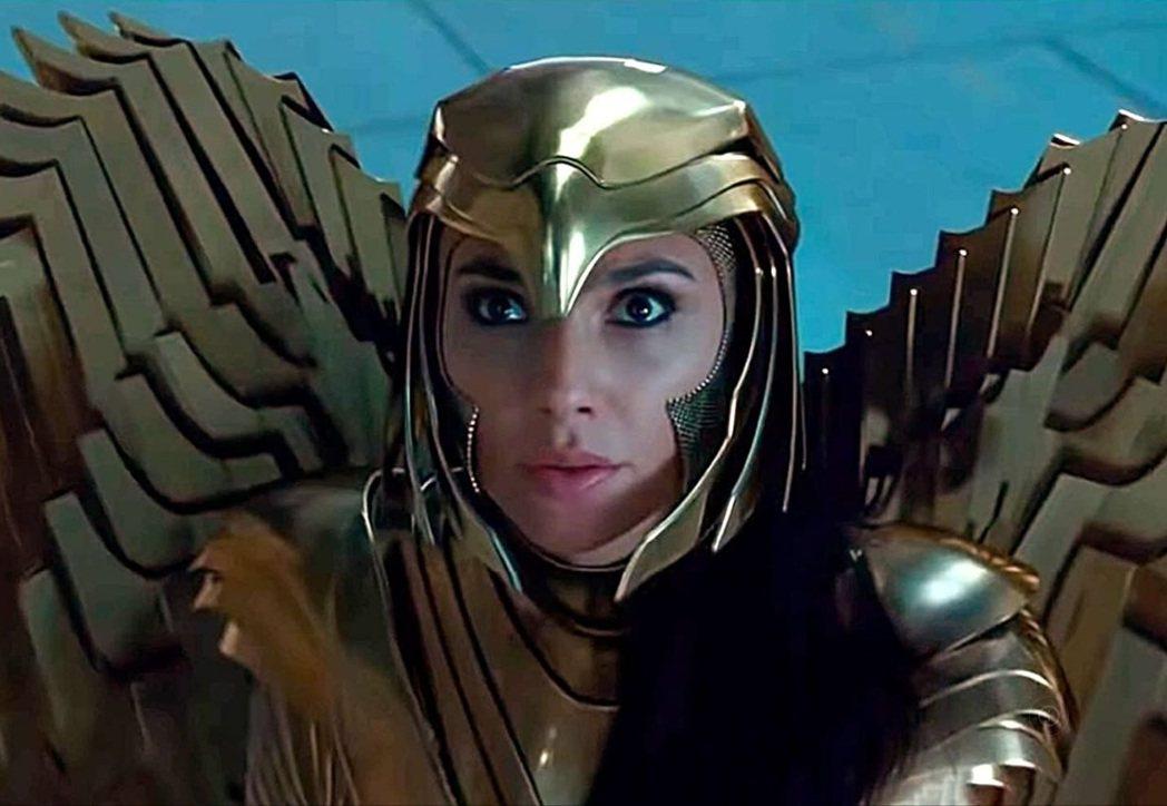「神力女超人1984」是美國今年耶誕最熱門的話題影片。圖/摘自imdb