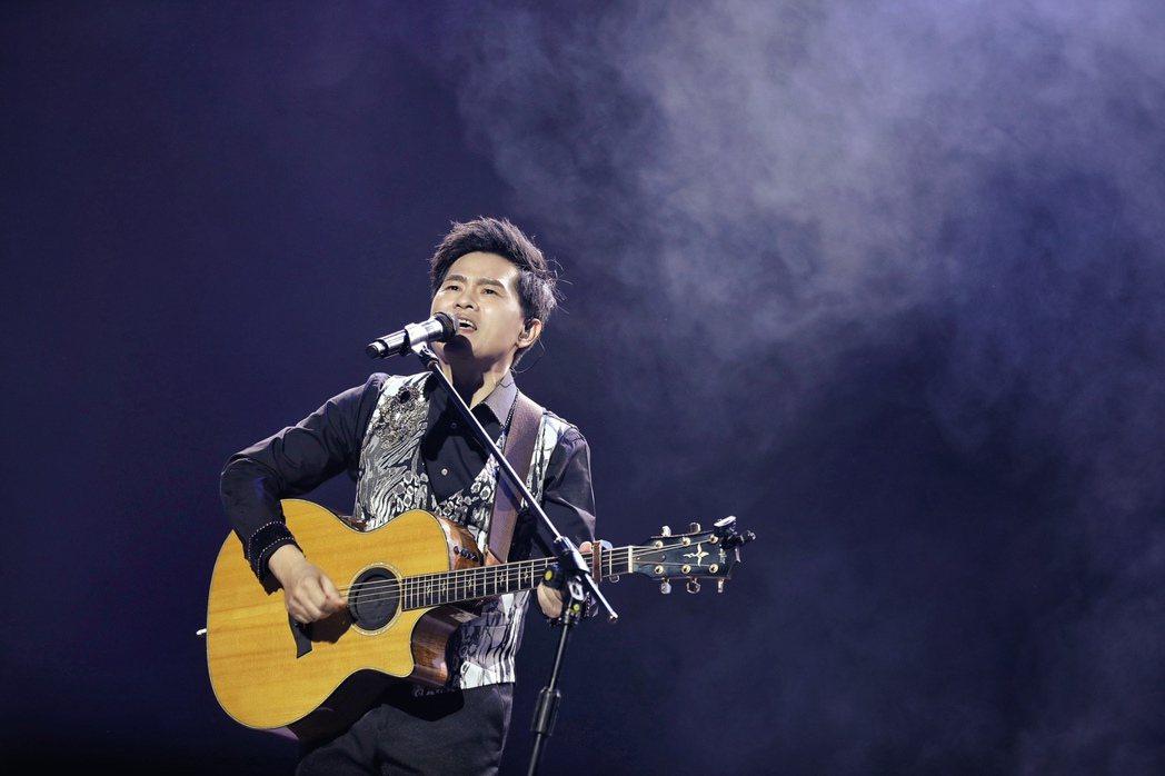 金曲台語歌王蘇明淵舉辦免費演唱會。圖/紅豆娛樂提供