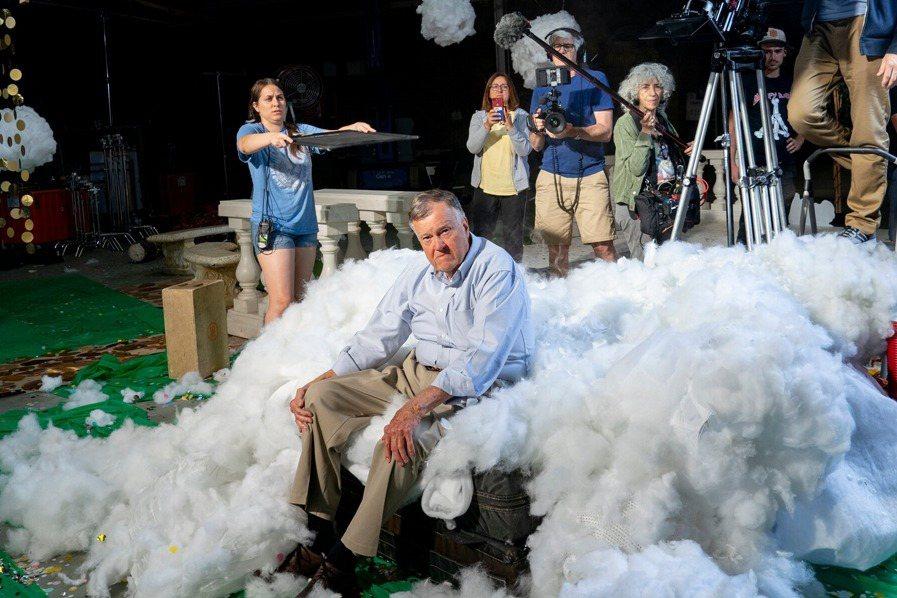 《爺爺的死亡排練》劇照。 圖/Netflix
