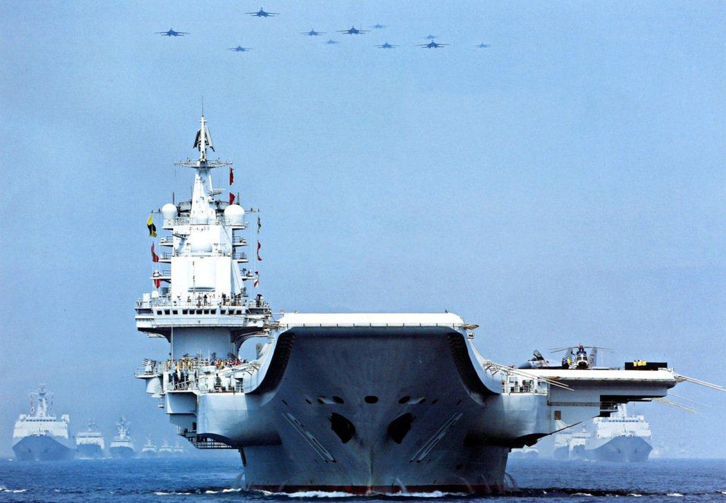 圖/中國海軍