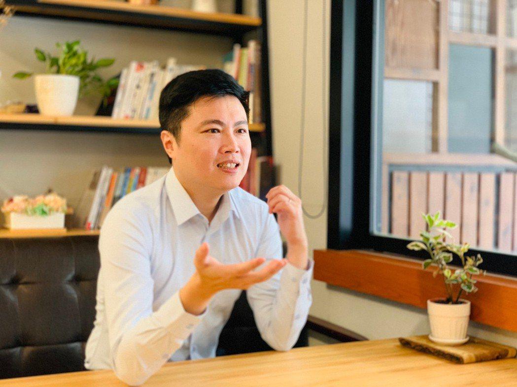就醬播平台系統共同創辦人鄭凱陽分享直播成功變現關鍵。 就醬播/提供