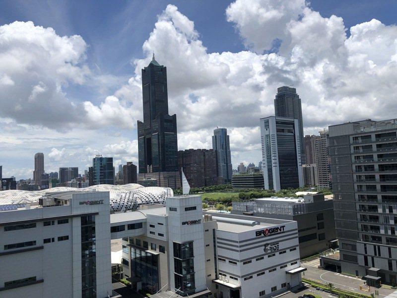新竹、高雄、台南新成屋漲幅雙位數,二間新成屋價格可換三間中古屋。聯合報系資料照片/記者林政鋒攝影