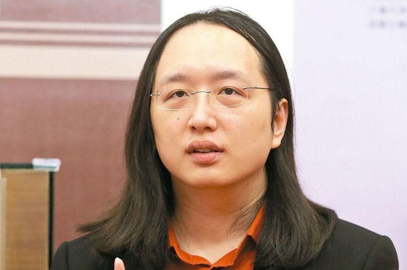政委唐鳳。報系資料照片