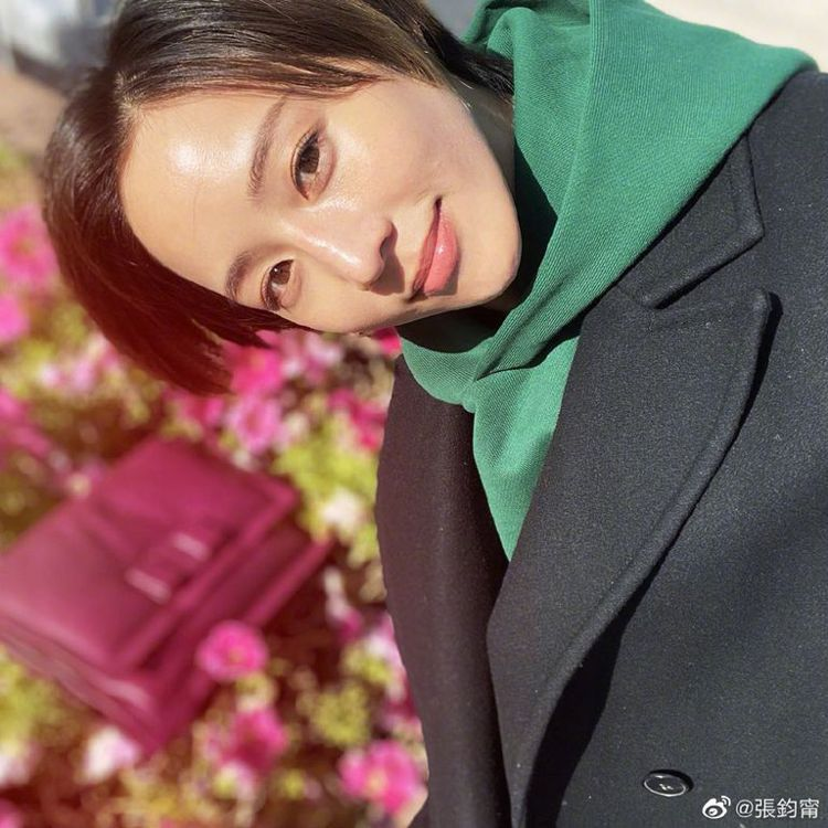 圖/ELLE Taiwan提供 source:張鈞甯微博