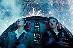 「神力女超人1984」在美國創下新冠肺炎疫情期間的新片首週末票房紀錄。圖/摘自I...