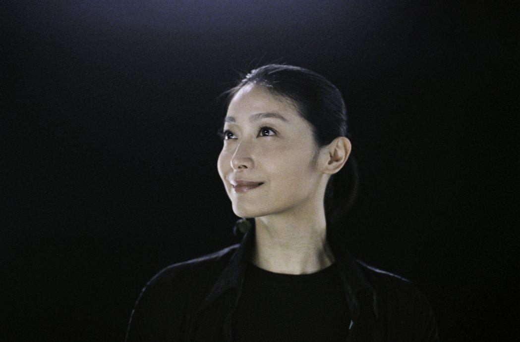 柯奐如拍攝了一系列名為「重生」的宣傳照。圖/柯奐如提供