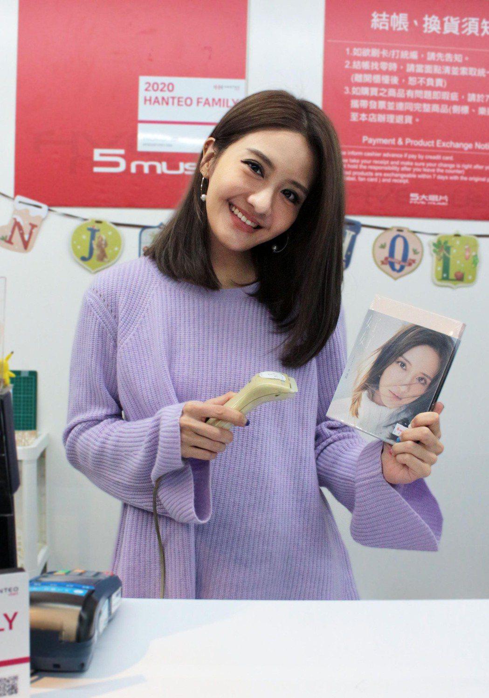 李宣榕等了13年,圓夢推出個人專輯「好好」。圖/福茂唱片提供