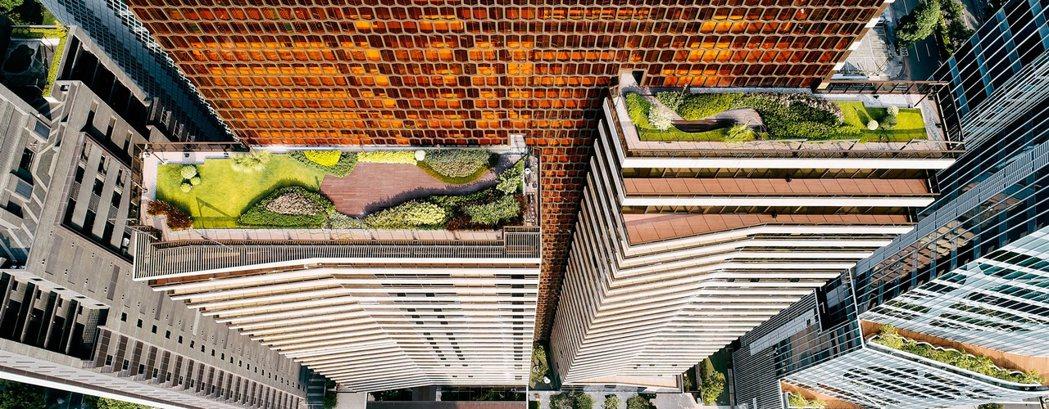 品牌輕豪宅大有可為。圖為大陸建設台中「麗格」。圖/業者提供