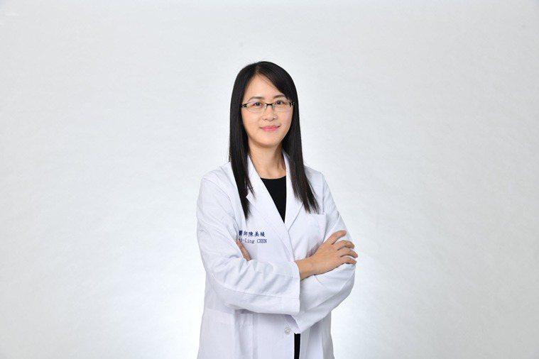 圖/心臟內科陳美綾醫師 提供