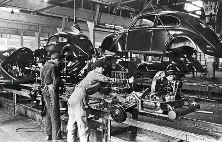 75年前Volkswagen第一批量產金龜車Beetle誕生!
