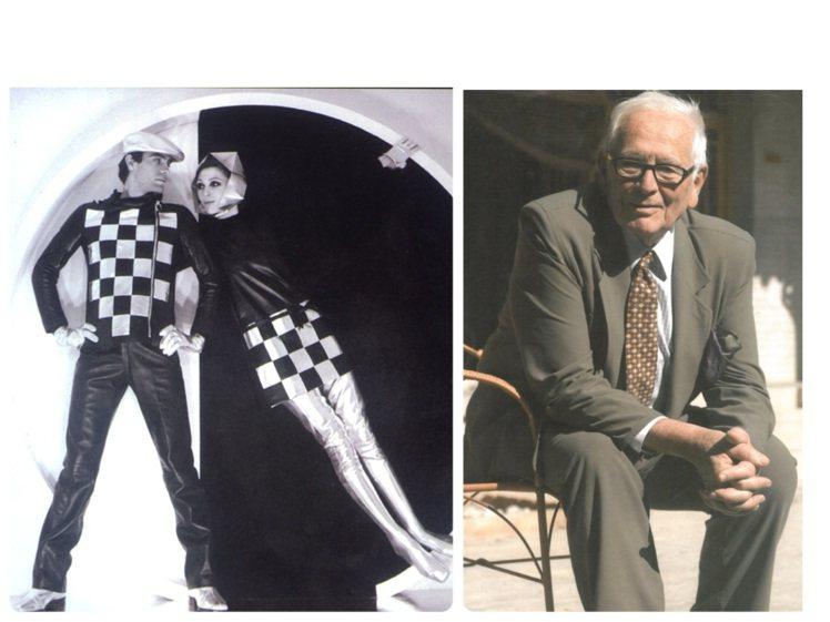 皮爾卡登今傳去世,享耆壽98歲。圖/皮爾卡登提供。