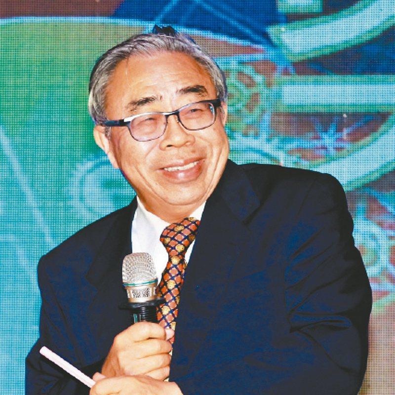台塑集團總裁王文淵。報系資料照