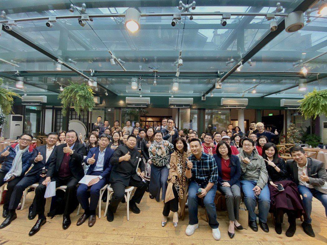 NAAN新創投資論壇,在耶誕節這天舉辦,吸引上百位投資人與會。