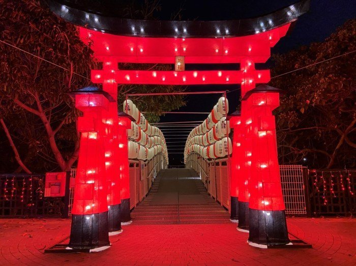 2021彰化月影燈季。 圖/彰化旅遊資訊網