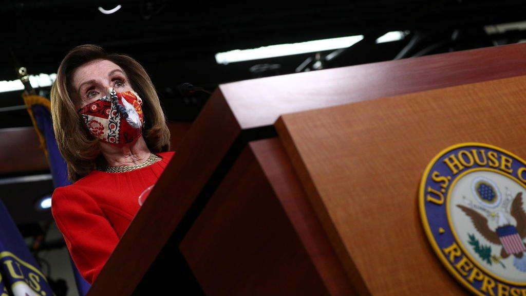 美國國會眾議院議長佩洛西資料圖片 © 路透社圖片