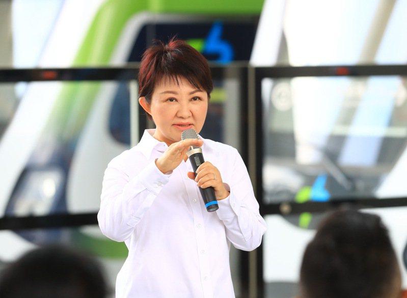台中市長盧秀燕任期剛過半,正值台中升格滿10年。 圖/聯合報系資料照片