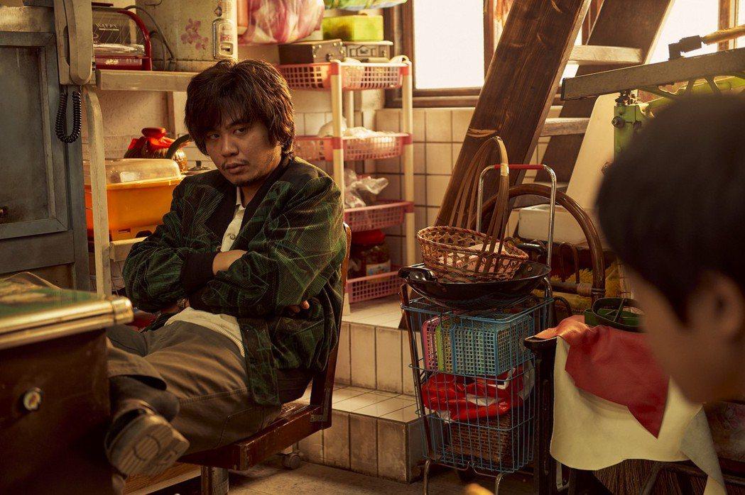 楊大正詮釋爸爸角色覺得挑戰大。圖/公視提供