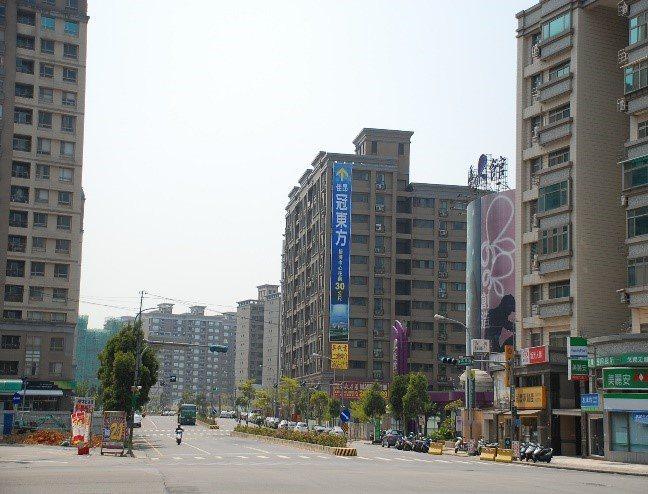林口新市鎮。圖/新北地政局提供