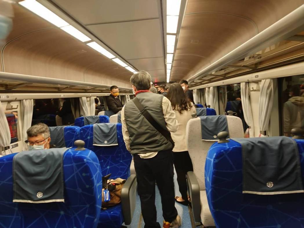 迎接2020鐵道旅遊年,鳴日號跨年首發團12月31日起航。黃淑惠攝