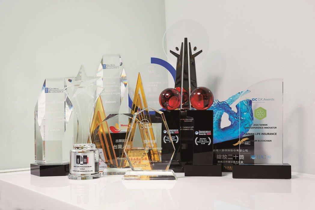 台灣人壽致力永續保險企業典範,勇奪國內外共44項獎項,各方面表現備受肯定。台灣人...
