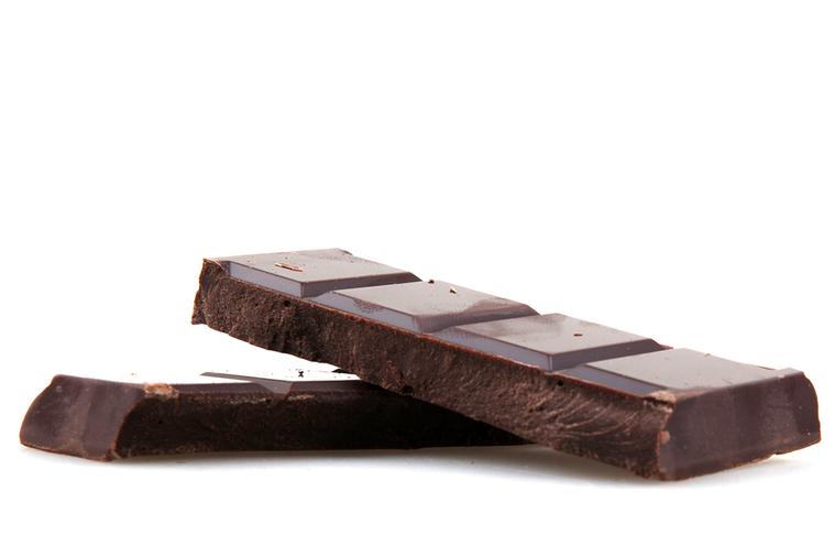 巧克力可以止咳,而且比蜂蜜檸檬更好。 圖/ingimage
