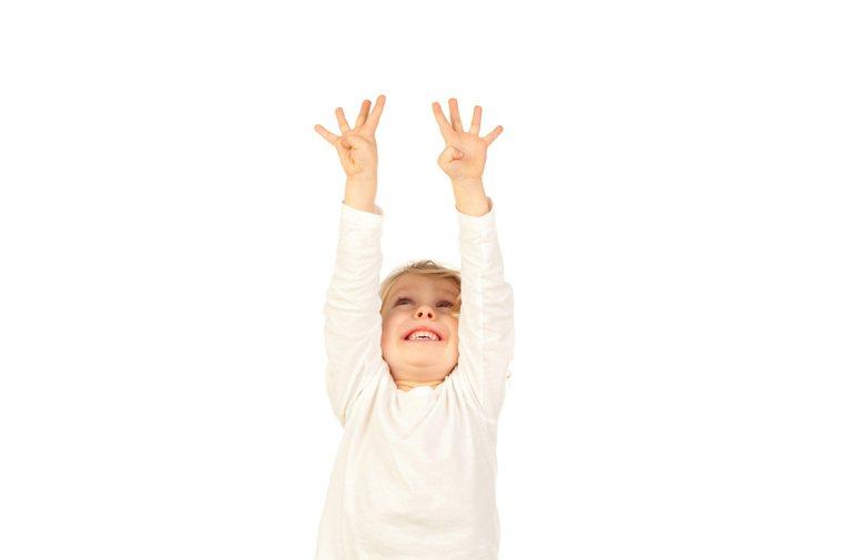 寶包什麼時候會說話?5個引導孩子語言的方法。圖/ingimage