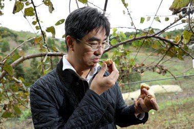 【優人物】 徐仲 深入產地 發掘文化 讓台灣食材被看見
